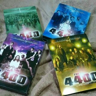 4400  dvd(TVドラマ)