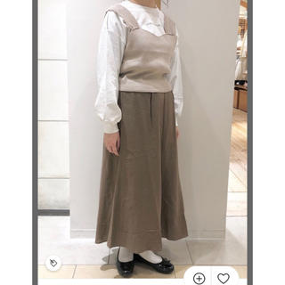 エヘカソポ(ehka sopo)のアサマーメイドスカート(ロングスカート)
