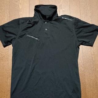 イーブンリバー(EVEN RIVER)のワークウェア 有名メーカー3+1半袖ポロシャツ メッシュシャツ(ポロシャツ)