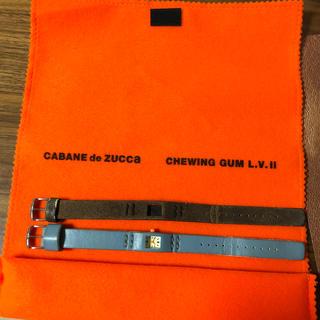 カバンドズッカ(CABANE de ZUCCa)の【CABANE de ZUCCa】カバンドズッカ レザーウォッチ(腕時計)