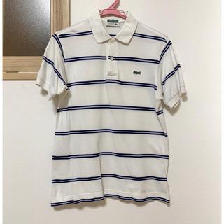 ラコステ(LACOSTE)のLACOSTE tシャツ  ポロシャツ(ポロシャツ)
