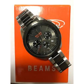 ビームス(BEAMS)のBEAMS  CITIZEN  クロノグラフ メンズ 腕時計(腕時計(アナログ))
