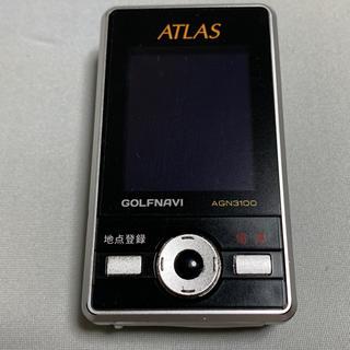 ユピテル(Yupiteru)のユピテル ATLAS アトラス  GOLFNAVI ゴルフナビ AGN3100(その他)