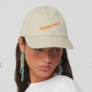 ビューティアンドユースユナイテッドアローズ(BEAUTY&YOUTH UNITED ARROWS)の新品 Paloma Wool HAPPY hour PW ロゴキャップ(キャップ)