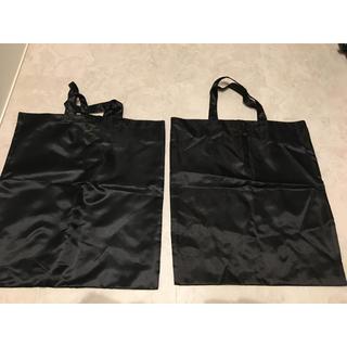 ナノユニバース(nano・universe)のナノユニバース ショップバッグ 中 ×2(ショップ袋)