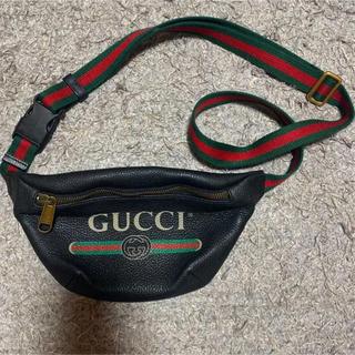 グッチ(Gucci)のGUCCI ベルトバック(ウエストポーチ)