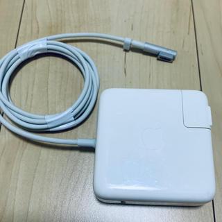 マック(Mac (Apple))の【希少】Apple 純正品/60W Macbook air/pro 充電器(PC周辺機器)