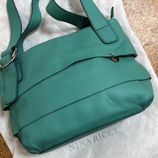 ニナリッチ(NINA RICCI)の新品未使用 NINARICCI 革のハンドバッグ(ハンドバッグ)