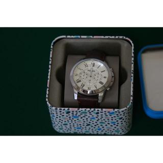 フォッシル(FOSSIL)の【クロ様】FOSSIL メンズ腕時計 fs4735(腕時計(アナログ))