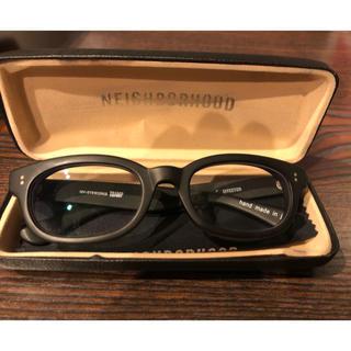 ネイバーフッド(NEIGHBORHOOD)のneighborhood×effector エフェクター メガネ 眼鏡 艶消し (サングラス/メガネ)