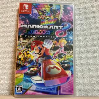 ニンテンドースイッチ(Nintendo Switch)の「マリオカート8 デラックス Switch」(家庭用ゲームソフト)