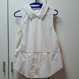 カシータ(casiTA)の新品 casiTA  襟 裾シャツ タンクトップ(タンクトップ)