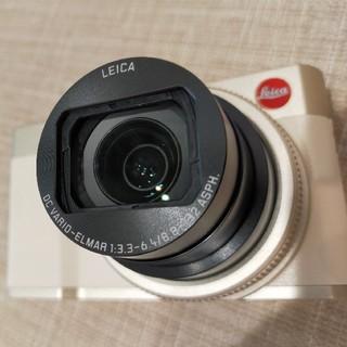ライカ(LEICA)のleica c-lux ライカ 美品(コンパクトデジタルカメラ)