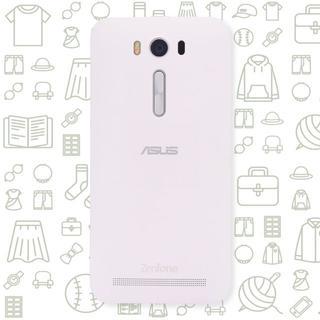エイスース(ASUS)の【C】ZenFone2Laser/ASUS_Z00ED/16/SIMフリー(スマートフォン本体)