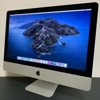 マック(Mac (Apple))のCorei7+GPU4GB搭載!!使用頻度少!! iMac2017 4K21.5(デスクトップ型PC)