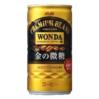 アサヒ(アサヒ)のWONDA(コーヒー)