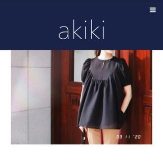 チェスティ(Chesty)のakiki Baby doll blouse(シャツ/ブラウス(長袖/七分))