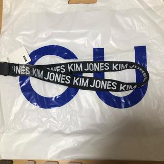 ジーユー(GU)のGU × KIM JONES コラボ ガチャベルト キムジョーンズ 新品(ベルト)