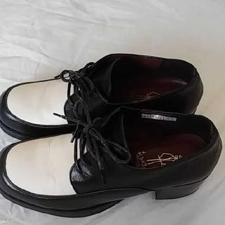アシナガオジサン(あしながおじさん)のあしながおじさんの靴(ローファー/革靴)
