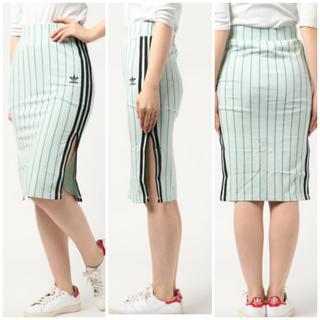アディダス(adidas)のadidas 新品 ペンシルスカート(ひざ丈スカート)