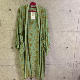 ジェイダ(GYDA)のGYDA  original flower kimono ロングガウン(カーディガン)