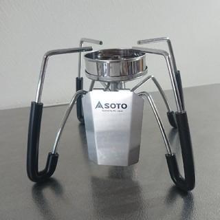 シンフジパートナー(新富士バーナー)のSOTO(ソト) ST310用  耐熱シリコンチューブ&風防セット(ストーブ/コンロ)