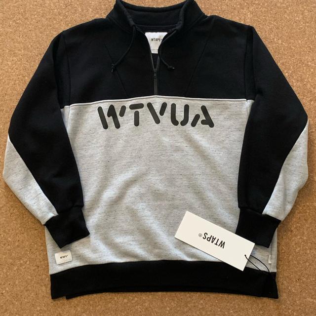 W)taps(ダブルタップス)の19ss WTAPS PLAYER スウェットシャツ M メンズのトップス(スウェット)の商品写真