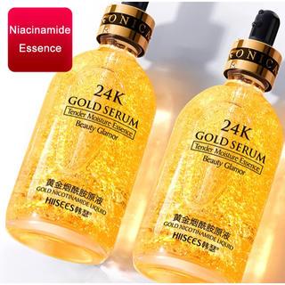 24K GOLD SERUM 美容液 30ml×4本(美容液)