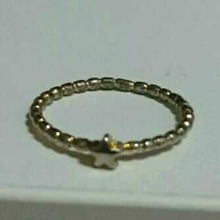 エスビーワイ(SBY)の指輪 リング 星(リング(指輪))