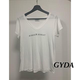 ジェイダ(GYDA)のGYDA❤️人気ロゴTシャツ✨(Tシャツ/カットソー(半袖/袖なし))