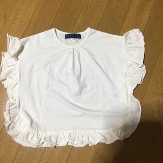 エスティークローゼット(s.t.closet)のフリルトップス 新品(Tシャツ/カットソー)