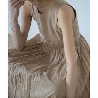 デミルクスビームス(Demi-Luxe BEAMS)のMARIHA 夏のレディのドレス ワンピース(ロングワンピース/マキシワンピース)