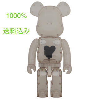 メディコムトイ(MEDICOM TOY)のEMOTIONALLY UNAVAILABLE Black Heart1000%(その他)