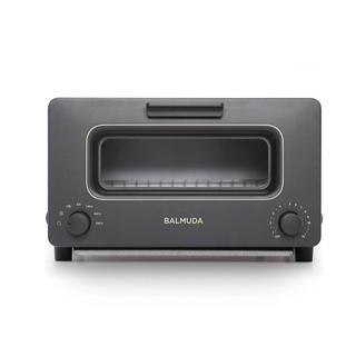 バルミューダ(BALMUDA)のBALMUDA The Toaster  ブラック 新品未開封(調理機器)