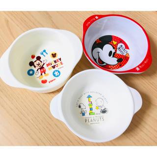 ディズニー(Disney)のベビー食器 ディズニー スヌーピー  離乳食(離乳食器セット)