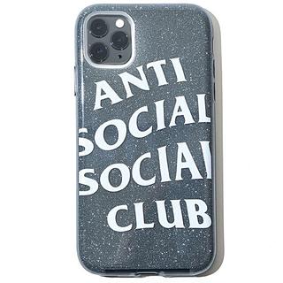 シュプリーム(Supreme)のantisocialsocialclub iPhone11 ケース (iPhoneケース)
