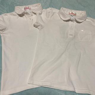 最終値下げ!女児半袖ポロシャツ120センチ(Tシャツ/カットソー)