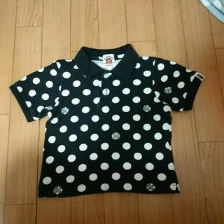 アベイシングエイプ(A BATHING APE)のエイプポロシャツ(Tシャツ/カットソー)