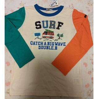 ダブルビー(DOUBLE.B)の新品未使用 ダブルB 長袖Tシャツ(Tシャツ/カットソー)