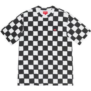 シュプリーム(Supreme)のSupreme Small Box Tee M Checkerboard(Tシャツ/カットソー(半袖/袖なし))