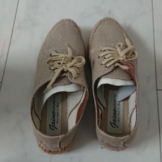ガイモ(gaimo)のgaimo 靴(スリッポン/モカシン)