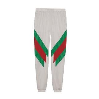 グッチ(Gucci)のGUCCI グッチ ウェブ ジョガーパンツ  メンズ XSサイズ(その他)