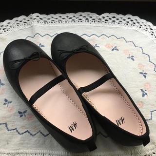 エイチアンドエム(H&M)の子ども靴(フォーマルシューズ)