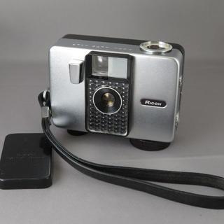 リコー(RICOH)のリコー AUTO HALF 初代(フィルムカメラ)