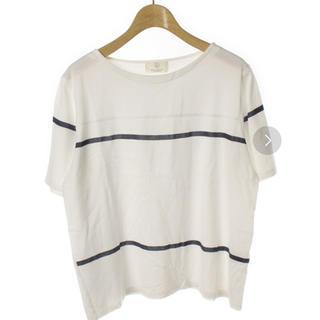 ビューティアンドユースユナイテッドアローズ(BEAUTY&YOUTH UNITED ARROWS)のボーダー Tシャツ(Tシャツ(半袖/袖なし))