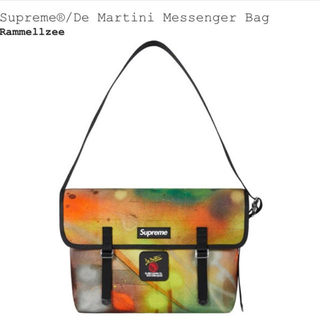 supreme De Martini Messenger Bag