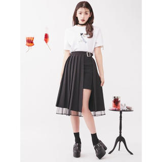 イートミー(EATME)のEATME 新品未使用 完売スカート(ひざ丈スカート)