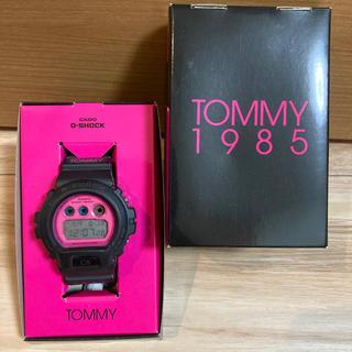ジーショック(G-SHOCK)の【数量限定品】TOMMY G-SHOCK コラボ腕時計(腕時計(デジタル))