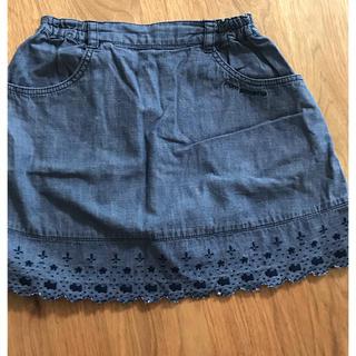 ポンポネット(pom ponette)のポンポネット スカート 110cm(スカート)