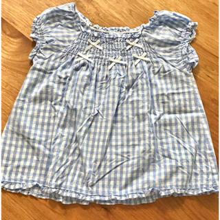マザウェイズ(motherways)のマザウェイズ 半袖カットソー 110cm(Tシャツ/カットソー)